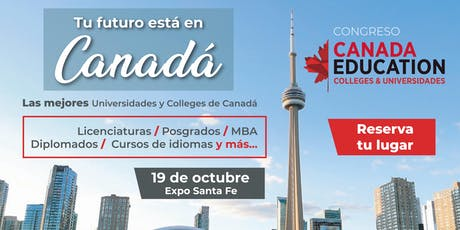 Congreso de Colleges y Universidades Canadienses boletos