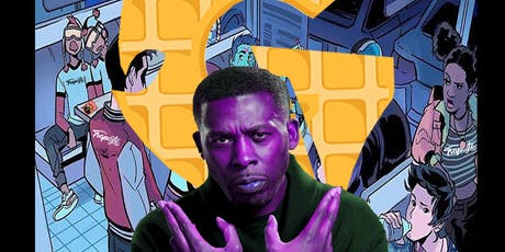 GZA 36 Flavors tickets