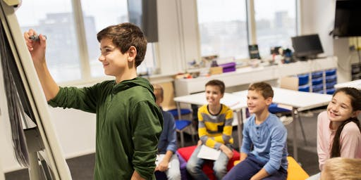 Design Thinking and Creative Problem Solving Workshop for 8-12 year olds