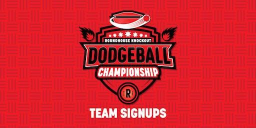 Roundhouse Knockout Dodgeball Championship