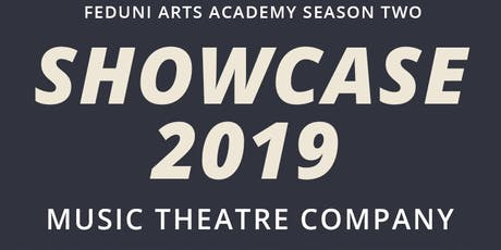 Music Theatre Showcase 2019 tickets