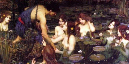 John William Waterhouse, betoverd door vrouwen