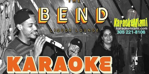 Karaoke Tuesday & Thursday at The Bend