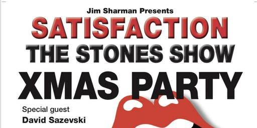 Satisfaction The Stones Show Xmas Party at The Walkers Arms