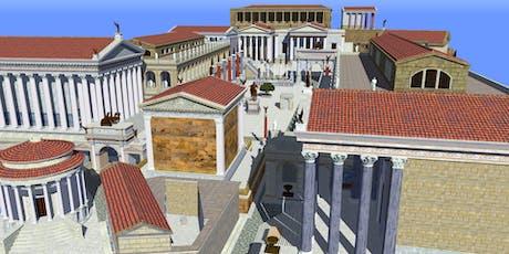 Rome, Eeuwig Jachtveld voor archeologen tickets