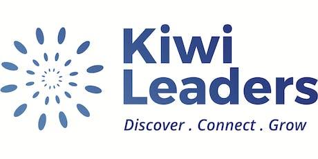 Kiwi Leaders- Kai & Korero tickets