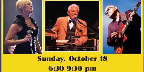 Vino Godfather Presents Ray Obiedo, Pete Escovedo and the Latin Jazz Ensebl tickets