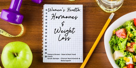 Women's Health, Hormones & Weight Loss tickets