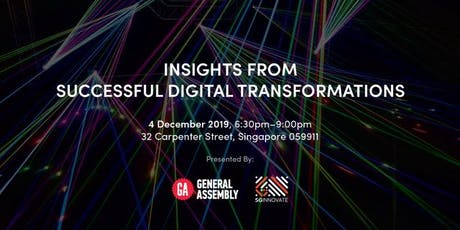 Insights from Successful Digital Transformation tickets