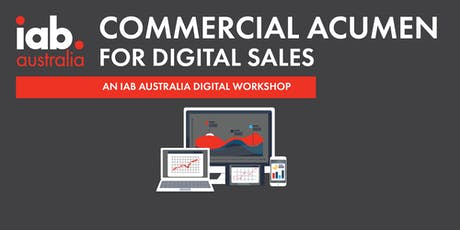Commercial Acumen for Digital Sales - IAB Workshop tickets