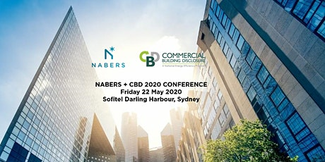 NABERS + CBD 2020 Conference tickets