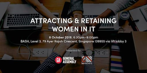 Attracting and Retaining Women in Tech