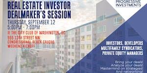 Real Estate Investor Dealmaker's Session -...