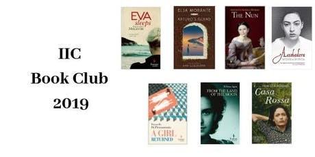 IIC Melbourne Book Club 2019 tickets