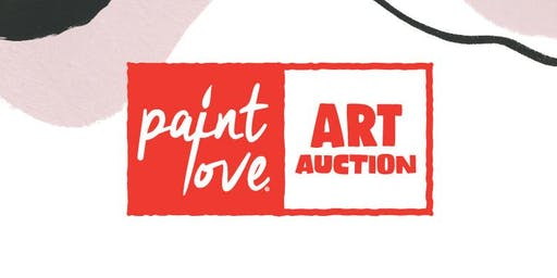 Fourth Annual Paint Love Art Auction
