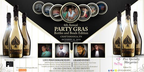 Party Gras VI Bottles and Beads 2019 tickets