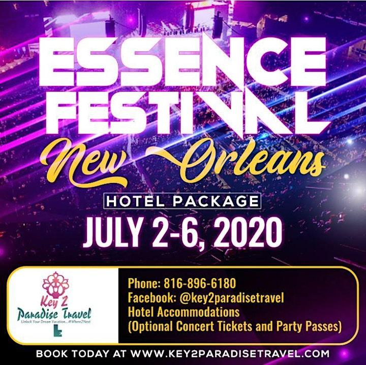 K2P Essence Festival 2020 image
