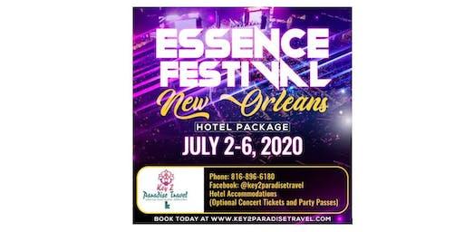 K2P Essence Festival 2020