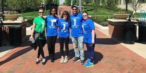 Volunteer for Walk to Defeat ALS - 9/22/19