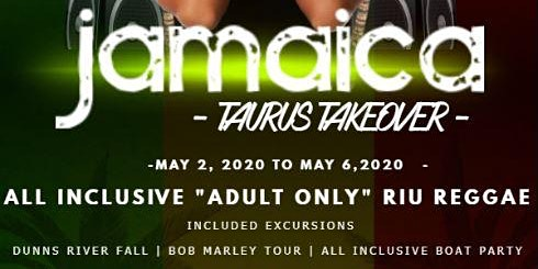 "K2P Jamaica ""All Inclusive"" Taurus Takeover"