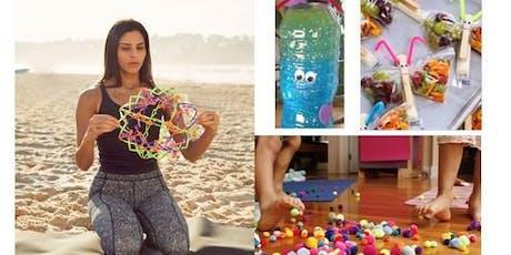 Creative Yoga & Mindfulness - Spring Holiday Program (school years K - 3) tickets