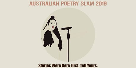 NSW Final - Australian Poetry Slam tickets