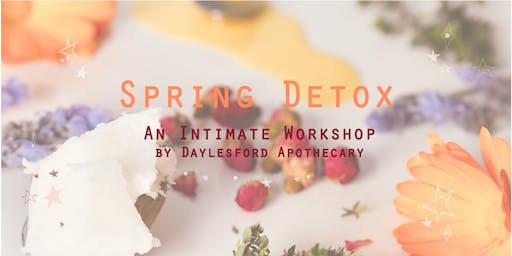 Spring Detox Workshop