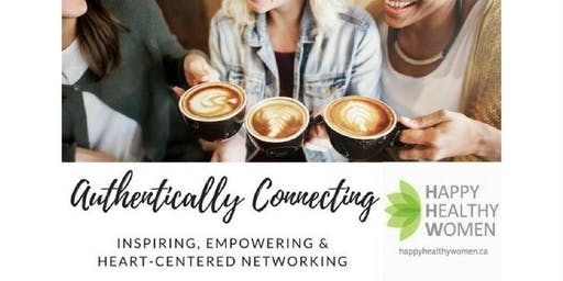 Authentically Connecting Over Coffee - South Surrey, BC