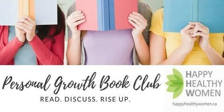 Personal Growth Book Club - South Surrey, BC tickets