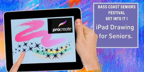 iPad Drawing for Seniors @ Inverloch Library tickets