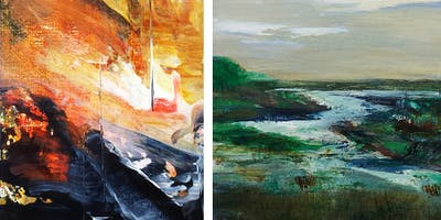 1 Day: November Abstract Perspectives w/ Art Cornell