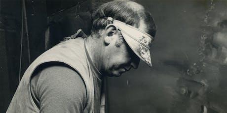 Portrait of an Artist: Gordon Shepherdson retrospective tickets