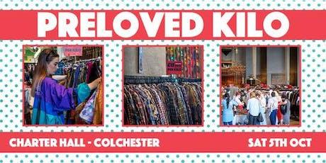 Colchester Preloved Vintage Kilo tickets
