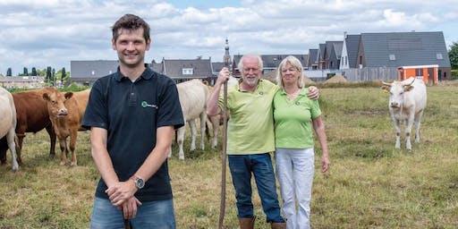 Boergondische Markt van Brabantse grond