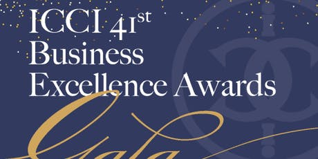 ICCI 41st  Business Excellence Awards tickets