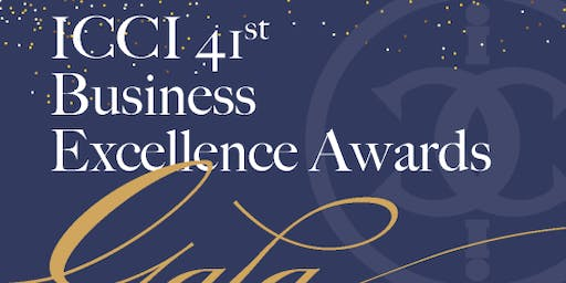 ICCI 41st  Business Excellence Awards