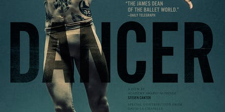 Dancer - Encore Screening - Tue 12th November - Newtown, Sydney tickets