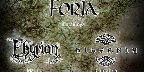 Keep Folking Metal Over Iberia - Barcelona - Forja+Ekyrian+Hibernia entradas