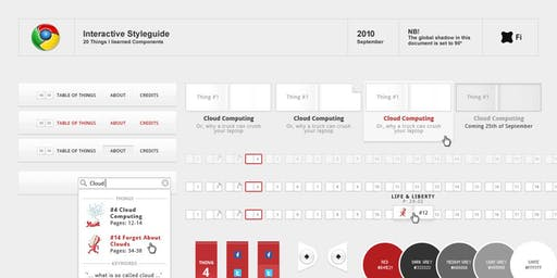 Workshop Interactive Style guides, How and why to create them?