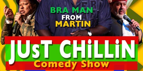 Just Chillin Comedy Show!! tickets