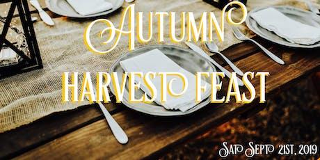 Autumn Harvest Feast tickets