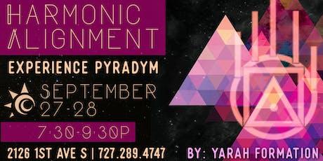 Harmonic Alignment: The Pyradym tickets