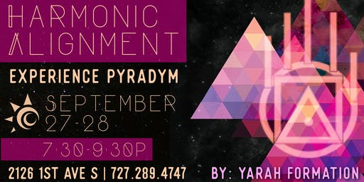 Harmonic Alignment: The Pyradym