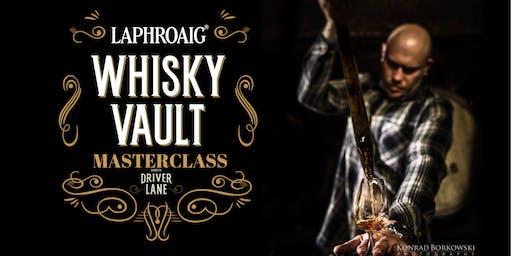 Laphroaig Masterclass at THE VAULT