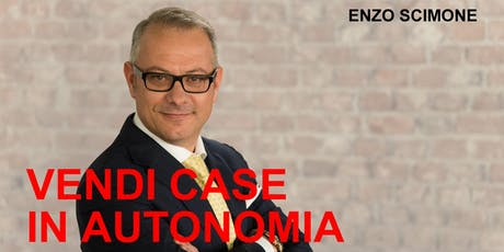 Workshop Vendere Case In Autonomia tickets