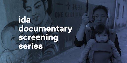 IDA Documentary Screening Series: One Child Nation