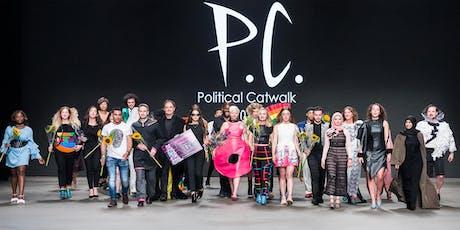 Political Catwalk Fashionshow 2019 tickets