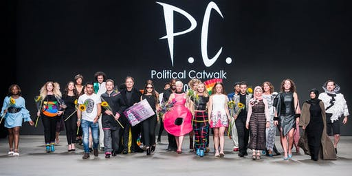Political Catwalk Fashionshow 2019