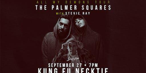 The Palmer Squares ~ Stevie Ray ~ Rowdy City