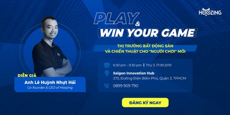 PLAY & WIN YOUR GAME tickets
